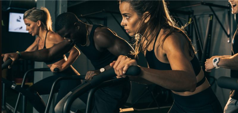 """Some gyms claim to take COVID-19 precautions. Other gyms actually do it. Sweat440 exceeds the standards of a """"COVID safe gym near me in Gables."""""""